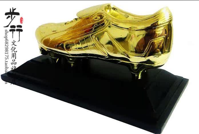 Европейский футбол Золотая бутса Кубка мира трофей Лиги чемпионов бомбардир награду пятно оптом с свободной печати