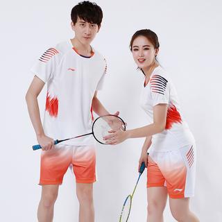 Одежда,  2018 год мир парча матч азия транспорт может модельа быстросохнущие воздухопроницаемый бадминтон костюм сборной конкуренция служба система, цена 751 руб