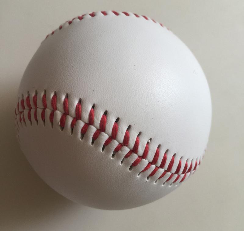 Бесплатная доставка бейсбол мягкий стиль бейсбол жесткий стиль бейсбол / база мяч безопасность мяч обучение твердый мяч литье бросание практика