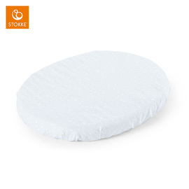 Stokke  Sleepi  Mini Fited Sheet 迷你床床笠  床品图片