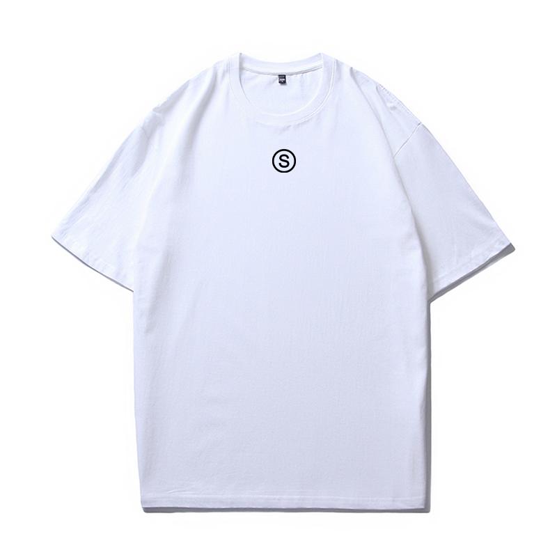 短袖t恤女装2021年新款夏装韩版宽松夏季上衣服半袖白色纯棉体恤