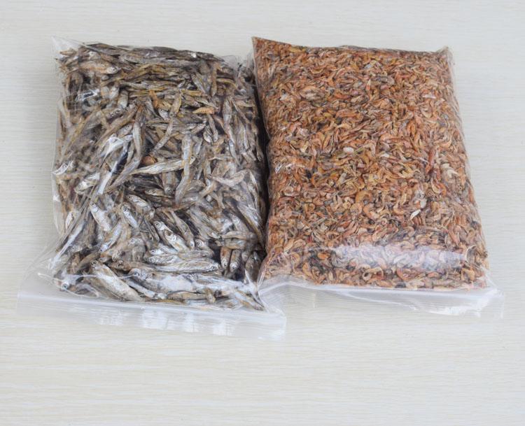 淡水の魚の干しエビの無塩ブラジルのカメの草とカメの食糧の小さいワニのカメの飼料は倉ネズミの食糧の500グラムを郵送します。
