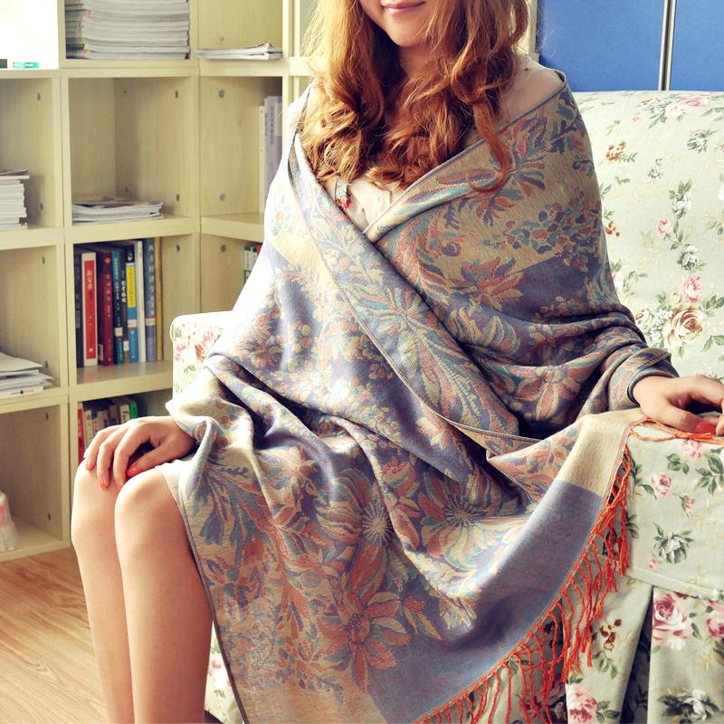 Шарфы в корейском стиле Артикул 44298090654