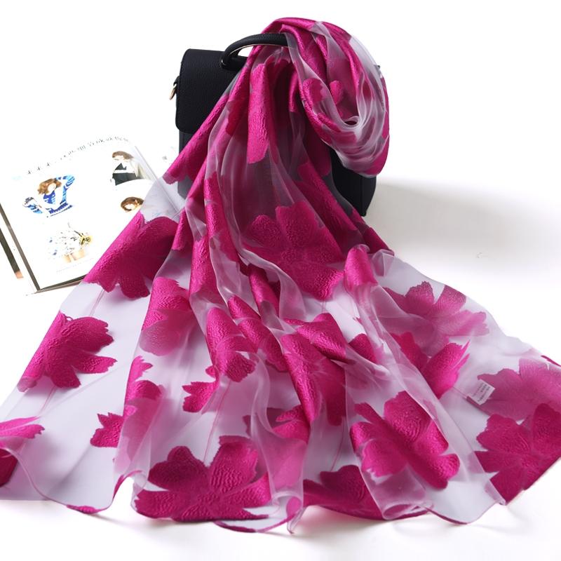 时尚总动员大方巾