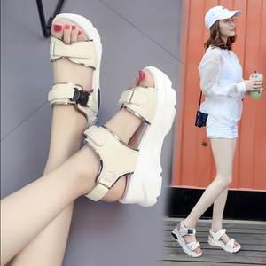 2019新款夏季优雅淑女凉鞋高跟鞋