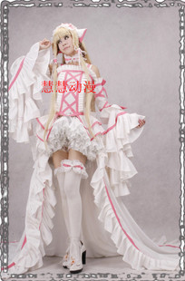 Chobits humanoid computer Angel Heart small grumble COS clothes LOLITA cosplay dress
