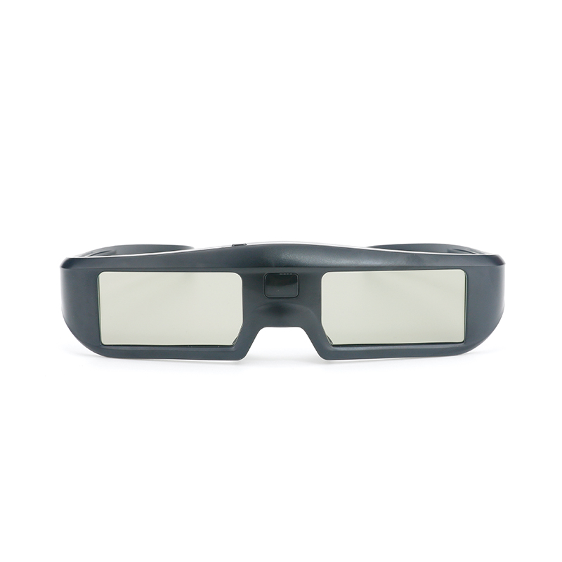 Guangbaisi G06 active shutter DLP projector 3D glasses for polar nuts