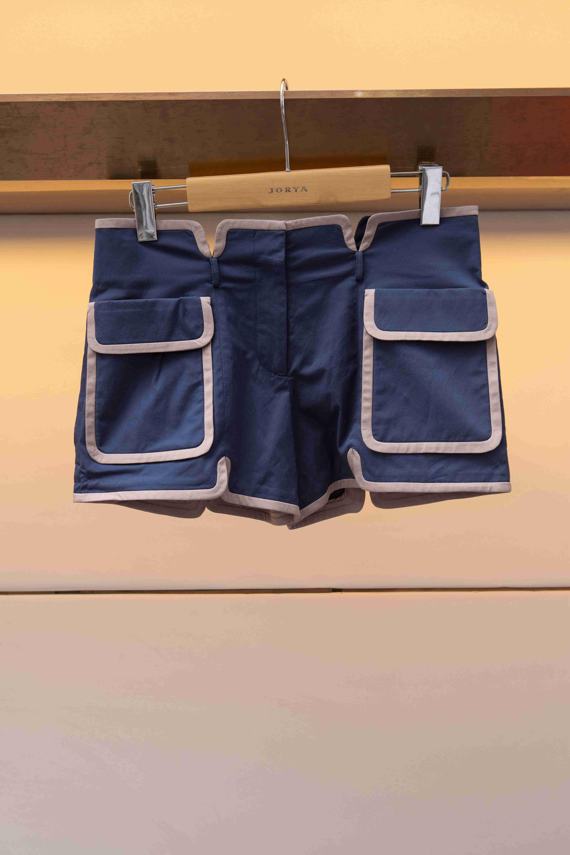 专柜正品时尚潮流春夏款13JJ006卓雅短裤1880元