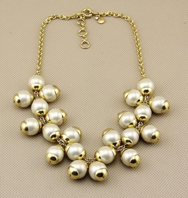 Внешняя торговля ювелирных изделий в Европе и Америке последние Флюоресцентная жемчужные ожерелья на продажу
