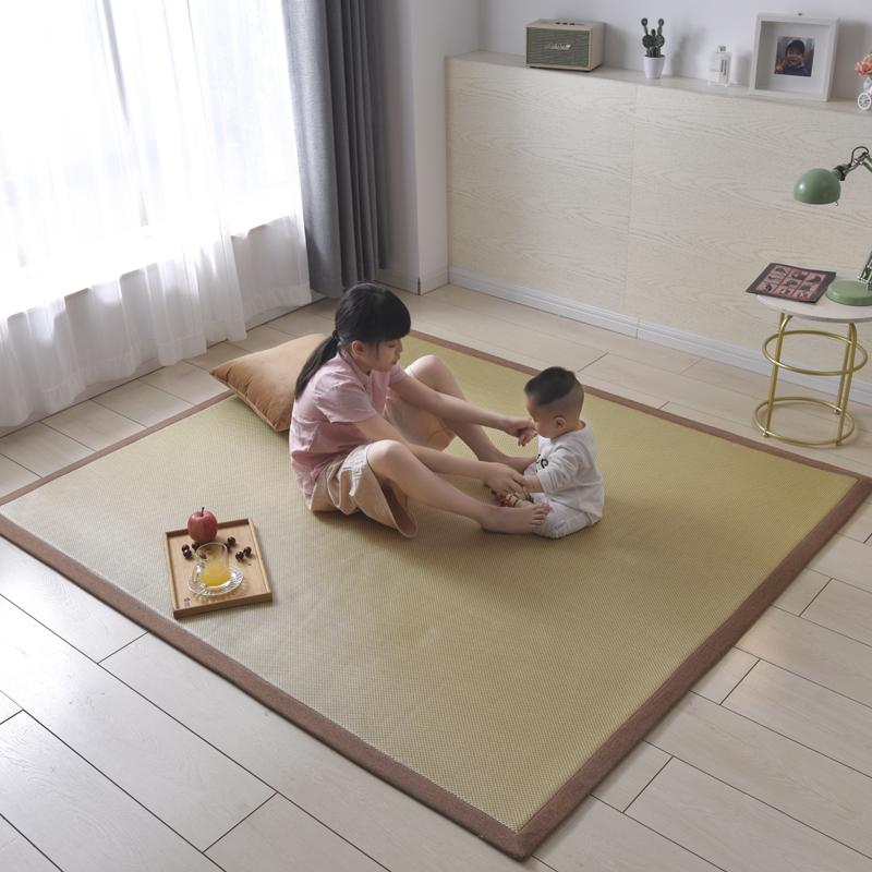 热销5件包邮夏季日式榻榻米客厅打地铺儿童地垫