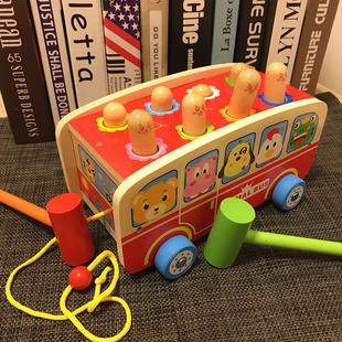 儿童打地鼠玩具幼儿益智大号宝宝敲击游戏机男女孩0-1-2周岁3岁6