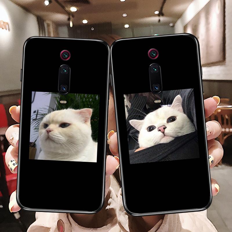萌宠物可爱小猫咪情侣小米手机壳15.00元包邮