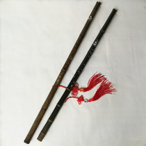 六八孔初学箫一节紫竹萧白箫玉箫玉屏箫笛厂白色洞箫专业演奏箫