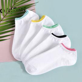 5双10双装袜子女短袜夏季棉袜韩国浅口可爱薄款低帮学生袜船袜潮图片