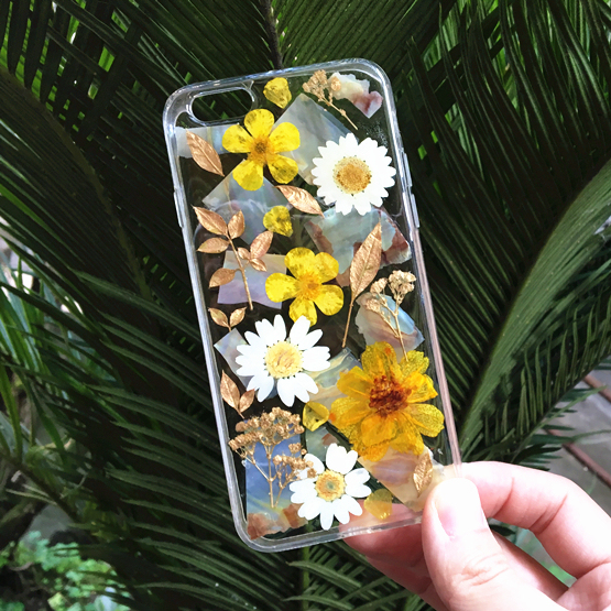 save off ff690 d221b 4 iPhone Cases for Girls Pressed Flower Transparent Clear Covers iPhone X /  iPhone XS, iPhone 8, iPhone 8 Plus, iPhone 7, iPhone 7 Plus, iPhone 6s, ...