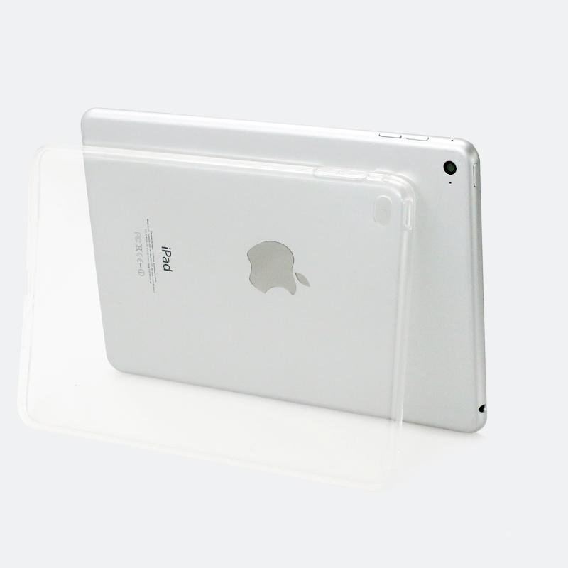 正品蘋果iPad Pro保護套ipadPro超薄矽膠套12.9英寸平板9.7寸背殼