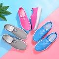 2020春夏镂空网面鞋女韩版平底单鞋透气女鞋百搭运动鞋休闲鞋