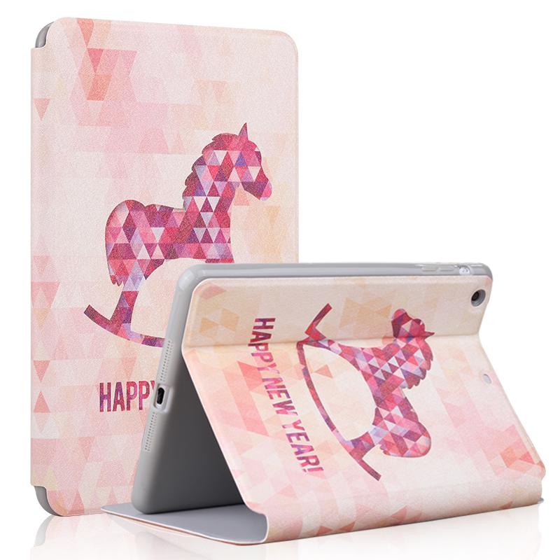 蘋果iPad mini2保護套防摔矽膠 mini4軟殼迷你3超薄全包邊皮套1