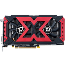 Dylan Heng into RX580 4G 2048SP x-serial Battle computer game Independent graphics card