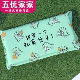 枕头夏天神器冰枕家用降温水枕头学生坐垫冰垫夏季神器