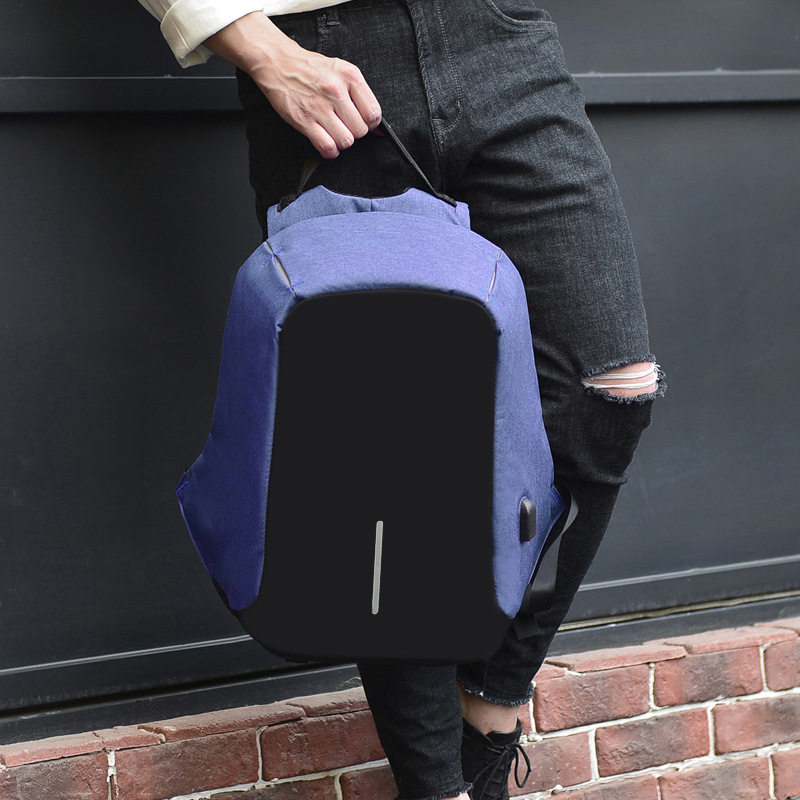 New student schoolbag multifunctional charging travel camera bag leisure backpack anti theft sports backpack direct sale