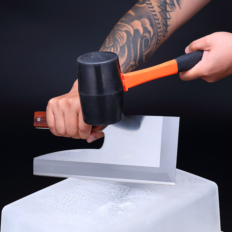 Бар соул бармен разрезать ледяные коньки ледяной нож уровень лед коньки коньки коньки коньки льда для нож