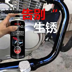 汽车刹车卡钳高温漆摩托车排气管专用耐高温自喷漆翻新改色防锈漆