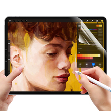 2018 new Apple ipadpro 11 handwritten film iPad Pro 12.9 inch paper-like film air2 handwritten painting ipad6 tablet 10.5 handwritten strokes mini2/3 sticker