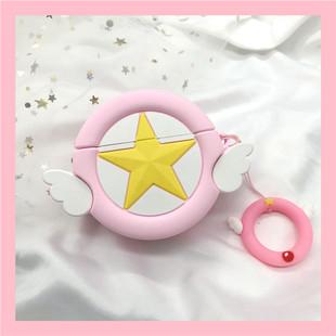 美少女freebuds3保護套3代華為無線藍牙耳機盒子軟殼潮ins可愛粉