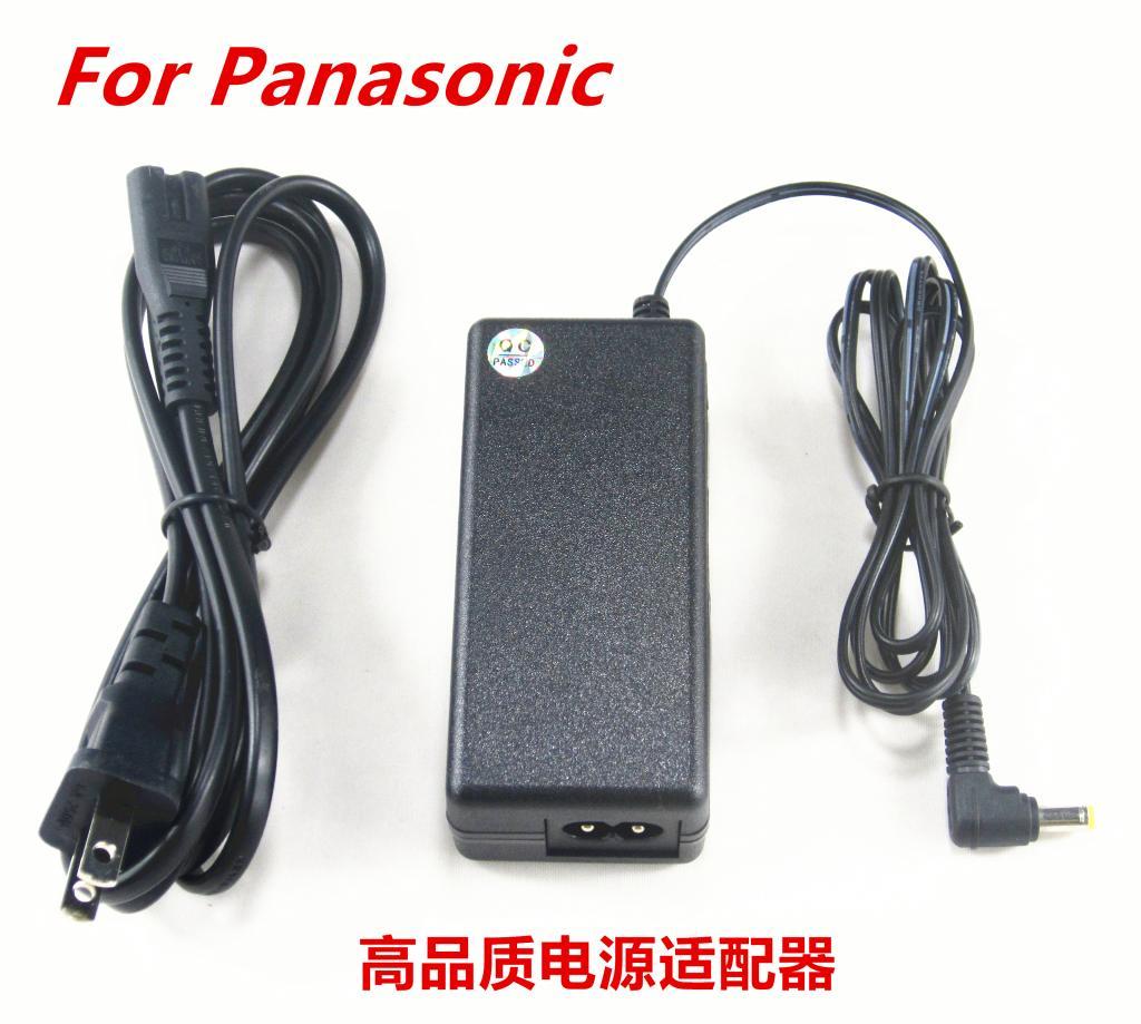 Panasonic камера машинально внешний адаптер питания 9.3V прямое обвинение техника подключение кабель линия SDR-H80GK