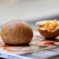 红茶 肉松小贝球健身代餐饱腹营养早餐零食8个装包邮