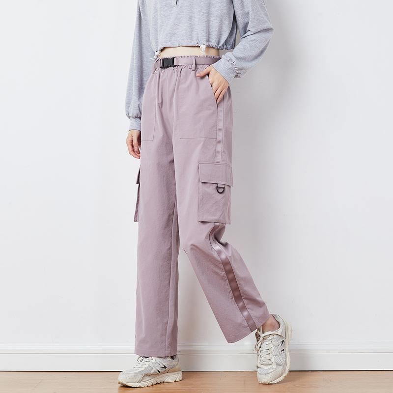 唐狮2021春夏新款宽松显瘦裤休闲裤评价如何