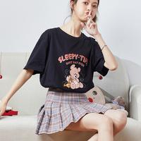 [猫和老鼠联名]唐狮2021夏新款t恤好不好用