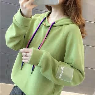 【棉面料】韩版潮新款ins秋冬季卫衣