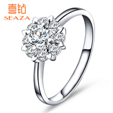 Hi diamond carat diamond ring 18k gold female ring jewelry group set platinum carat wedding ring diamond custom
