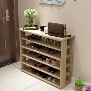 简易多层鞋架家用鞋柜省空间特价经济型收纳架子 简约现代门厅柜