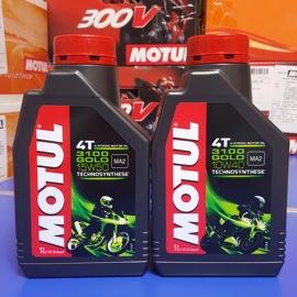摩特机油300v 7100 5100 3100摩托车 踏板车半合成润滑油四季通用