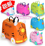 b3f1a517b USD $84.21; Authentic British Beila Qi children trolley luggage suitcase  child baby son dragged me to the horse