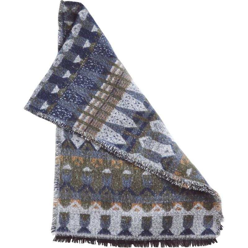 雪山旅游外搭2019新款围巾秋冬女韩版百搭学生ins少女两用披肩软