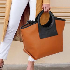 2021新款手提包女大容量真皮包包