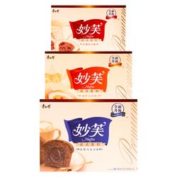 康师傅妙芙法式优选欧式阳光早餐芙蛋糕巧克力牛奶红豆水果味包邮