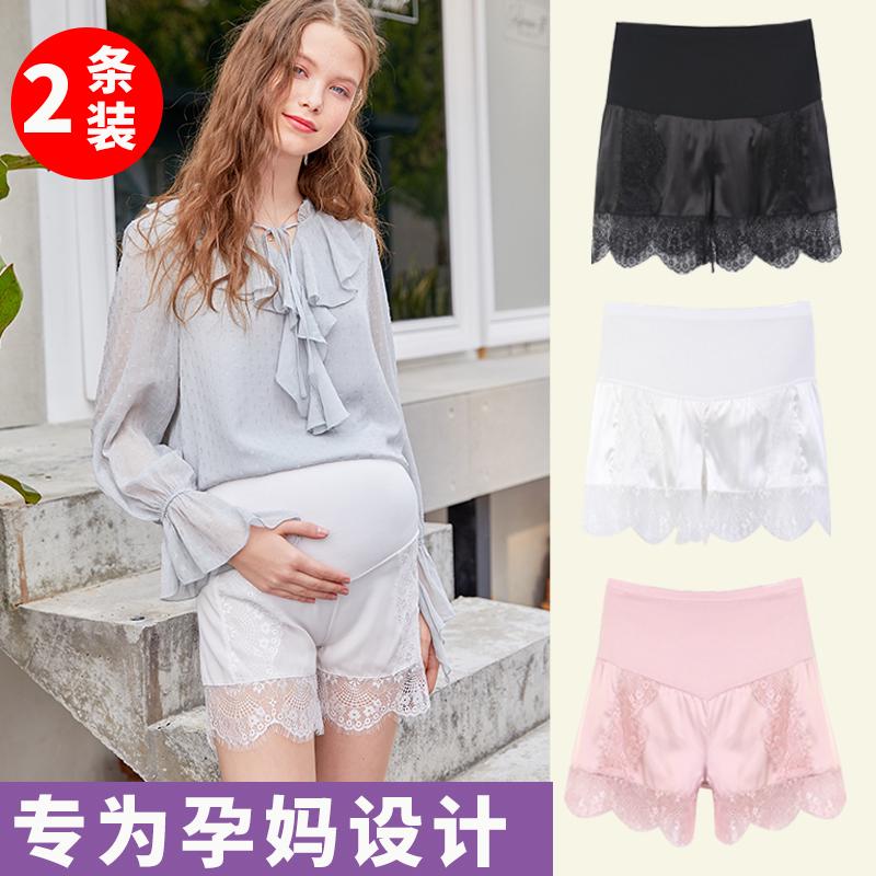 孕妇短裤怀孕期夏季防走光打底裤