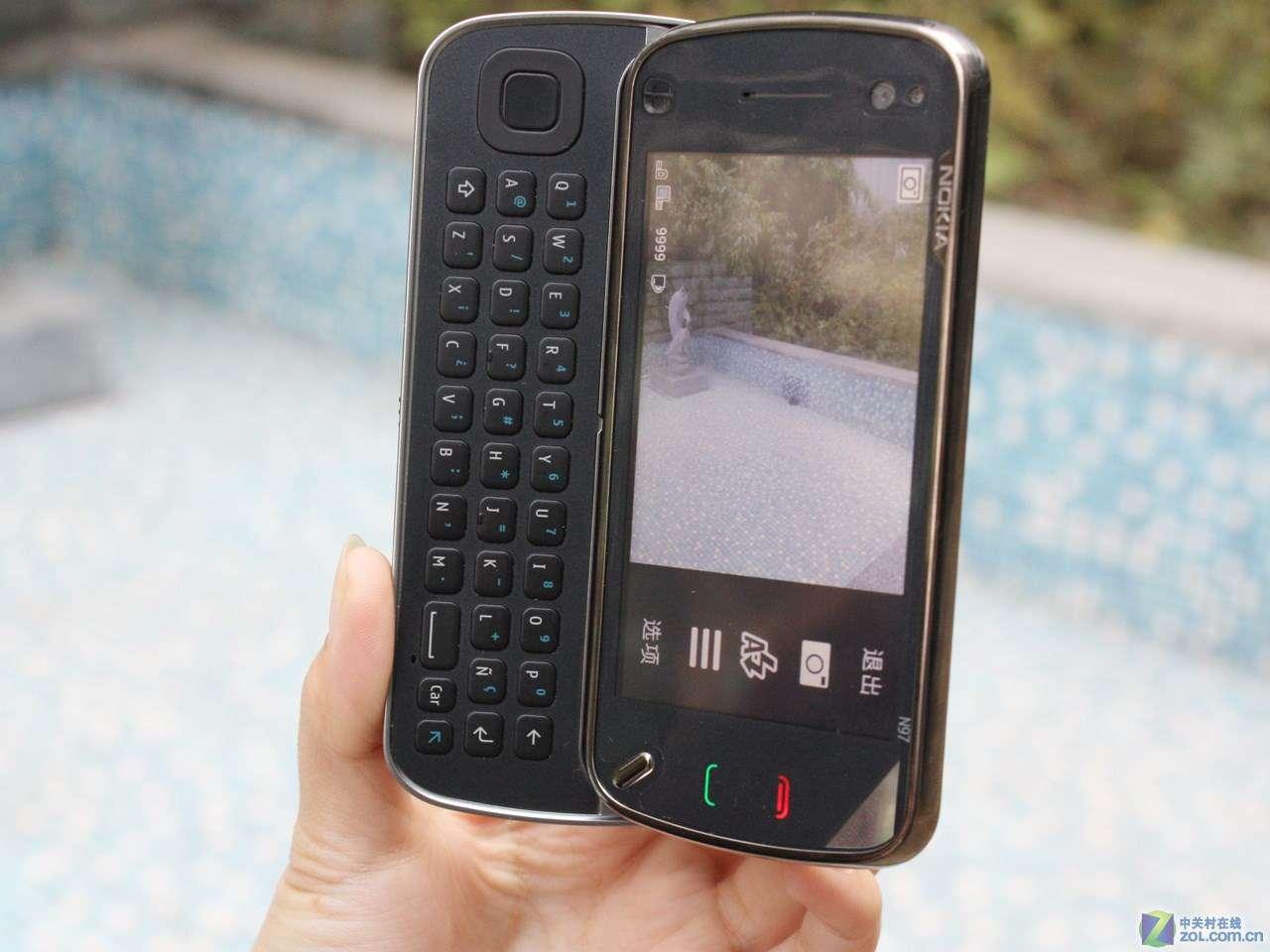 /N97/N97mini原装经典侧滑塞班智能32G备用收藏全键盘