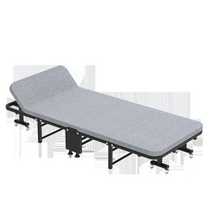 折叠床家用陪护办公室午休午睡神器躺椅行军轻便简易便携款单人床