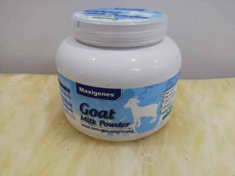 美可卓澳洲进口蓝胖子纯山羊奶粉成人中老年学生孕妇早餐奶400克