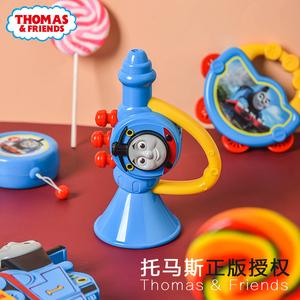 托马斯宝宝小喇叭玩具儿童笛子乐器婴儿吹口哨幼儿园卡通安全无毒