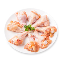Phoenix Xiang Food chicken fin root 500g chicken wings chicken Barbecue ingredients semi-finished cuisine