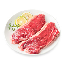 New Zealand chilled PS grade West Cold steak 400g fresh imported beef imported steak