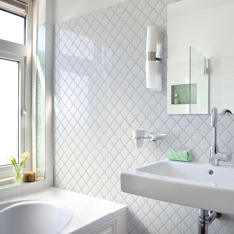 11月28日最新优惠窑变灯笼马赛克浴室瓷砖客厅背景墙厨房玄关装饰卫生间洗脸台墙砖