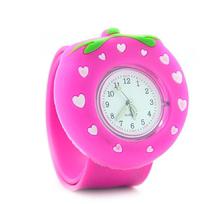 可爱卡通学生拍拍国产腕表宝宝玩具手表防水奥特曼卷尺表认时间